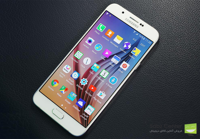 بررسی تلفن گلکسی A8 سامسونگ (Galaxy A8)