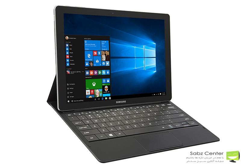 رونمایی و بررسی تخصصی  Galaxy TabPro S ویندوزی سامسونگ