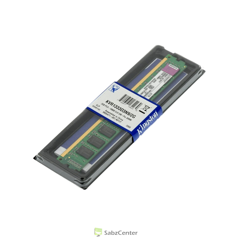 4463RAM Kingston 2GB DDR3 Bus 1333MHz