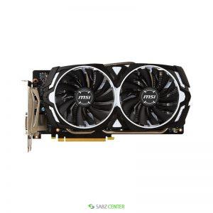 کارت گرافیک MSI GeForce GTX 1060 Armor 3G OC V1