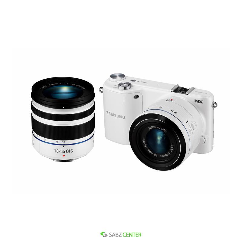 دوربین Samsung NX2000 20-50mm