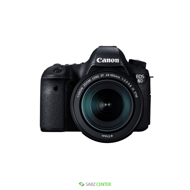 دوربین Canon EOS 6D 24-105mm IS STM