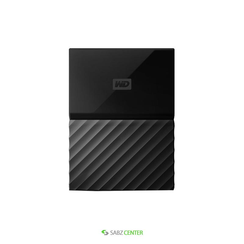 30267Western Digital Portable My Passport WDBYNN0040B -4TB – مشکی