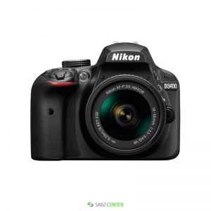 دوربین Nikon D3400 kit 18-55mm VR