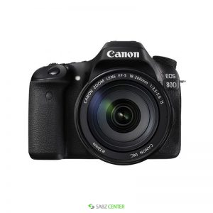 دوربین Canon EOS 80D 18-200mm