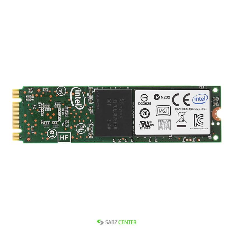 حافظه Intel 535 Series M2 SATA SSD Drive - 120GB