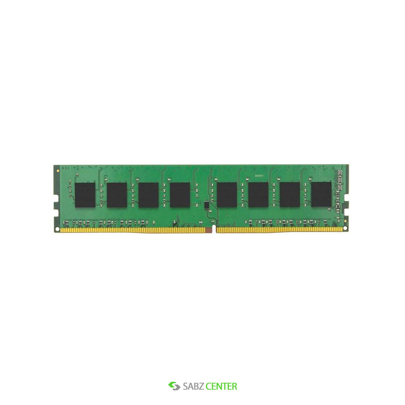 رم Kingston KVR CL15 Single Channel DDR4 2133MHz 4GB