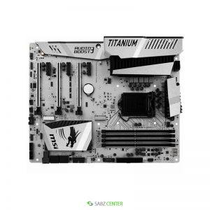 مادربورد MSI Z170A MPOWER Gaming TITANIUM Motherboard