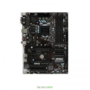 مادربورد MSI Z170A PC Mate Motherboard