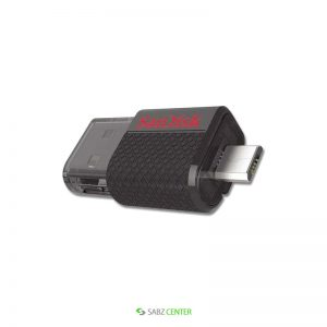 فلش مموری SanDisk Ultra Dual USB OTG Flash Memory - 16GB