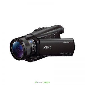 دوربین Sony FDR-AX100