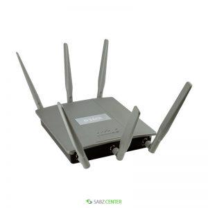 مودم D-Link DAP-2695 Wireless AC1750 Simultaneous Dualband PoE Access Point