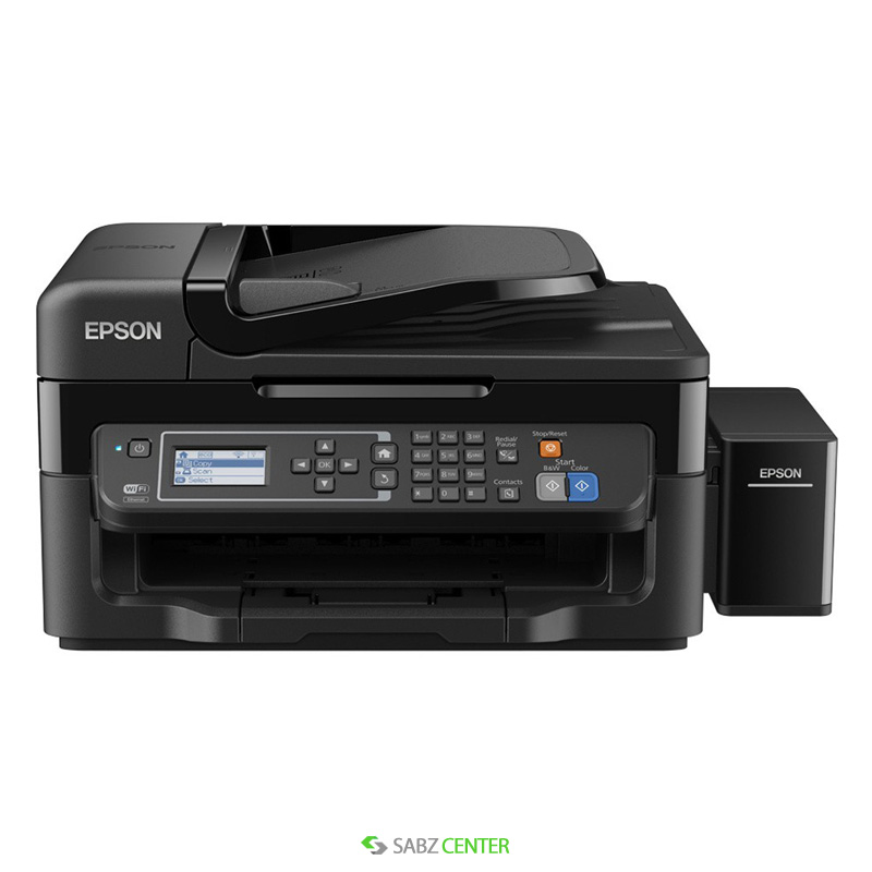پرينتر Epson L565W MFP Inkjet Printer