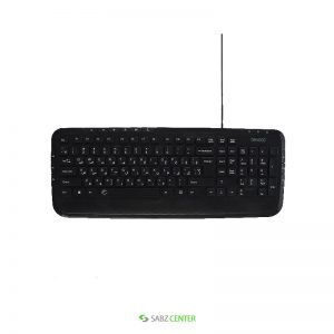 کیبورد Farassoo FCR-8200 Keyboard