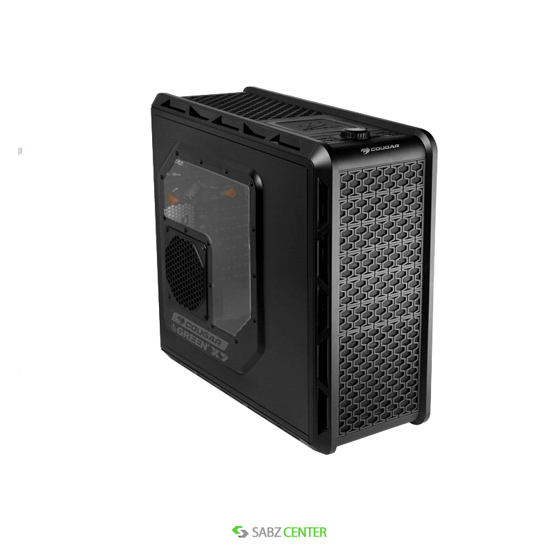 کیس Green X7 Cougar Case
