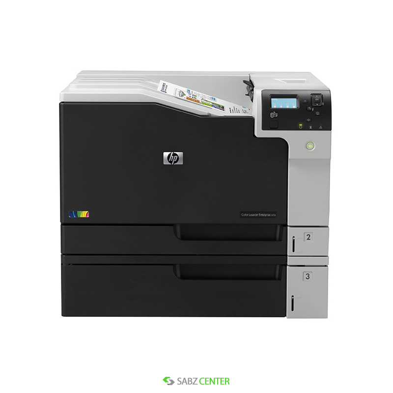 پرینتر HP Color LaserJet Enterprise M750n Printer