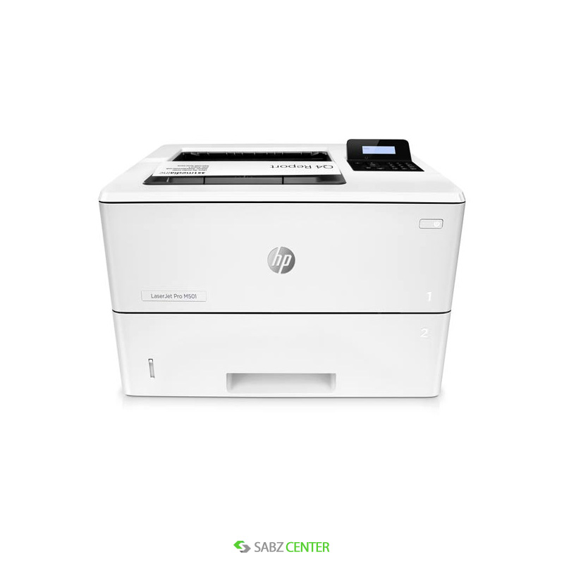 پرینتر HP LaserJet Pro M501DN Printer