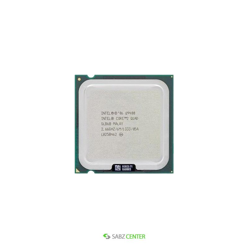 Intel Core2 Q9400 Processor