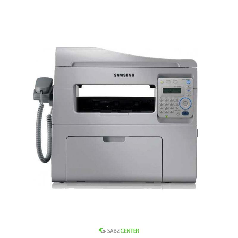 پرينتر Samsung SCX-4655HN MFP Laser Printer