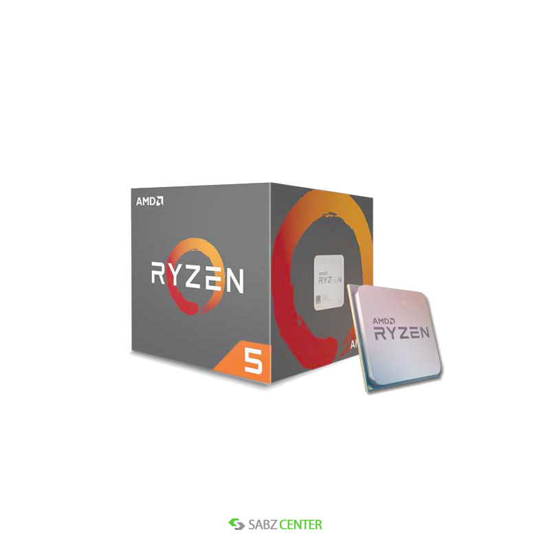 پردازنده AMD Ryzen 5 1400 AM4 Processor