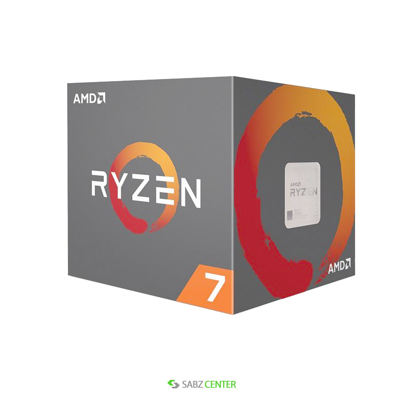 پردازنده AMD Ryzen 7 1700x AM4 Processor
