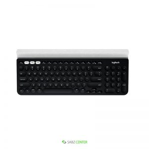 کیبورد Logitech K780 Wireless Multi Device Keyboard
