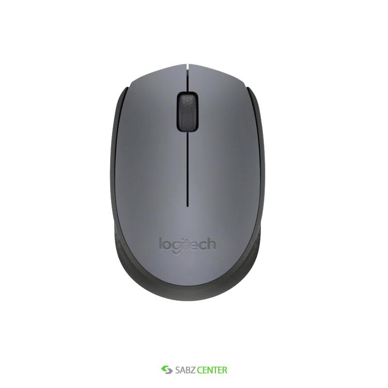 ماوس Logitech M170 Wireless Mouse