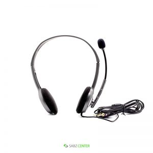 هدست Logitech H110 Stereo On-Ear Headset