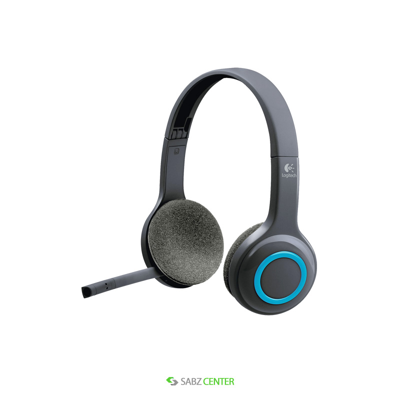 هدست Logitech H600 Wireless Headset