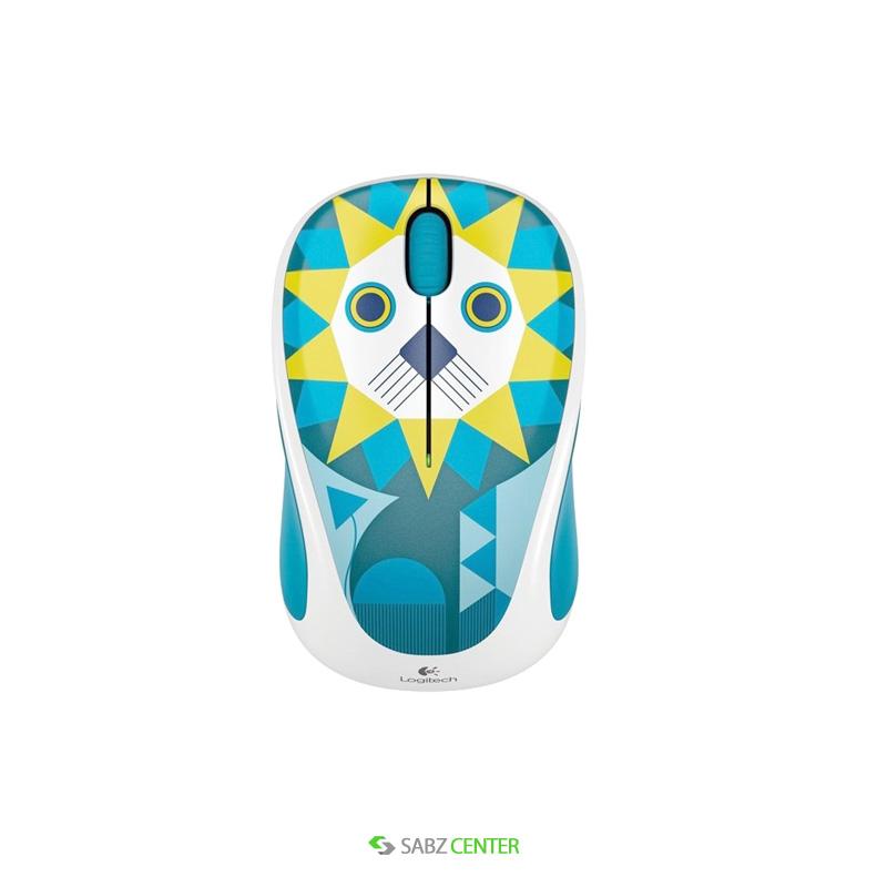 ماوس Logitech M238 Wireless Mouse