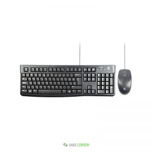 کیبورد و ماوس Logitech MK120 Keyboard and Mouse