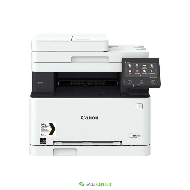 پرینتر Canon i-Sensys MF633CDW Laser Printer