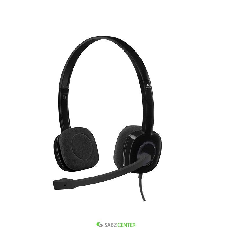 هدست Logitech H151 Headset
