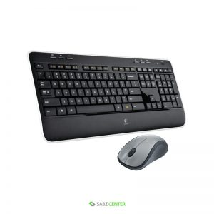 کیبورد و ماوس Logitech MK520 wireless Keyboard and Mouse