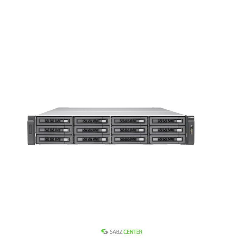 QNAP TS-EC1280U-E3-4GE-R2-US 12-Bay Network Storage