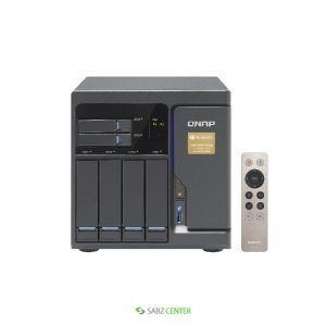 QNAP TVS-682T-i3-8G NAS