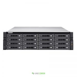 QNAP TS-EC1680U-E3-4GE-R2 NAS Exclosure