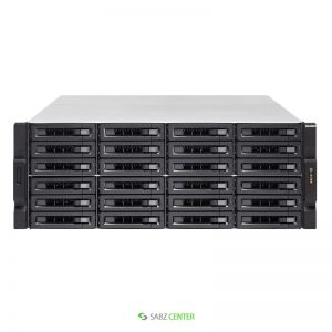 Qnap TS-EC2480U-E3-4GE-R2 NAS Exclosure