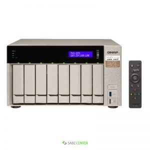 QNAP TVS-873-8G-NAS