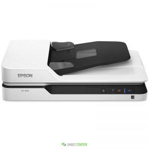 اسکنر Epson DS-1630 Flatbed Color Document Scanner