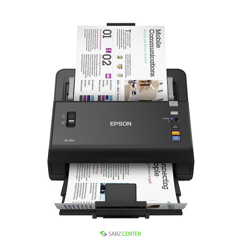 اسکنر Epson WorkForce DS-860 Color Document Scanner