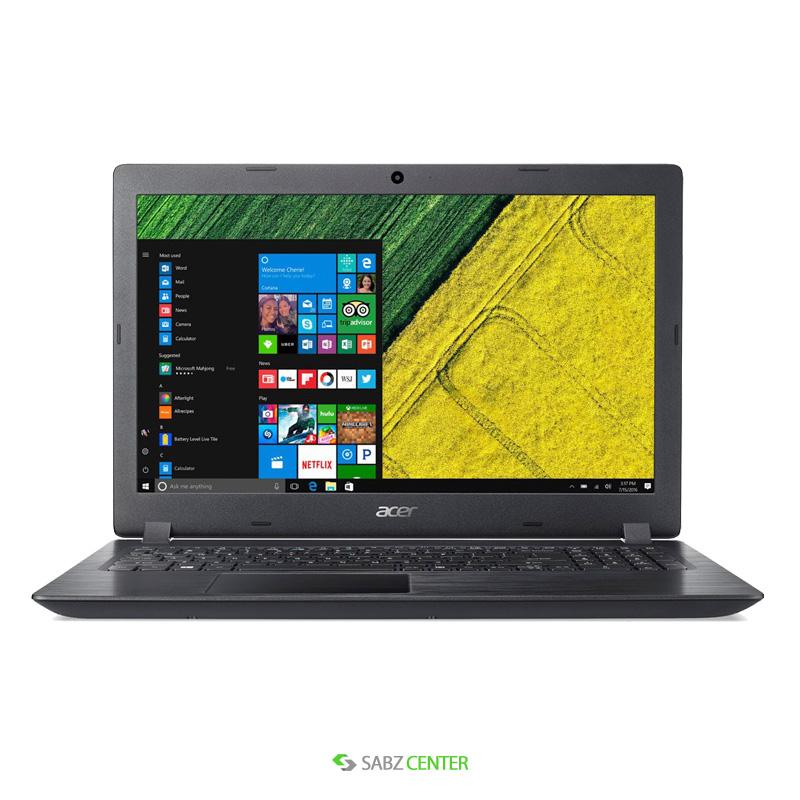 لپ تاپ Acer Aspire A315 QC
