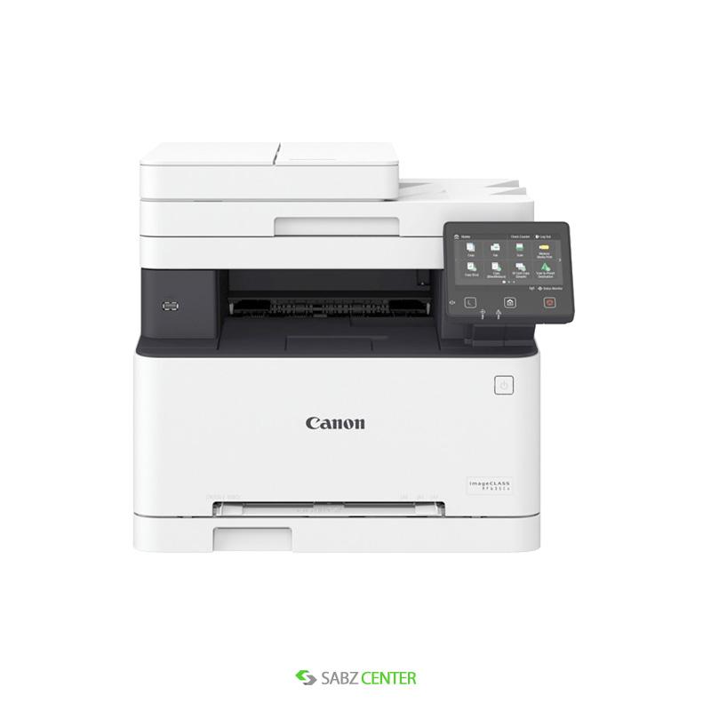 پرینتر لیزری Canon ImageCLASS MF635Cx Color Laser Printer
