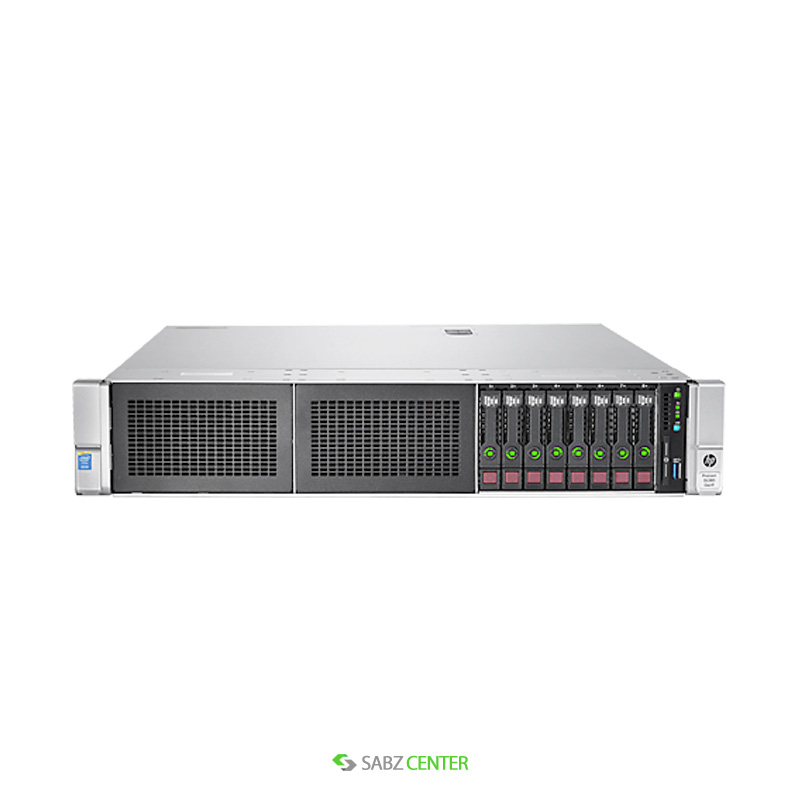 سرور HP ProLiant DL380 G9 8SFF Server -A
