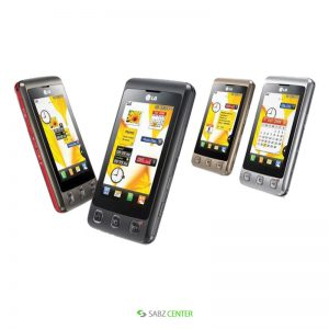 موبایل LG KP500 Cookie Mobile