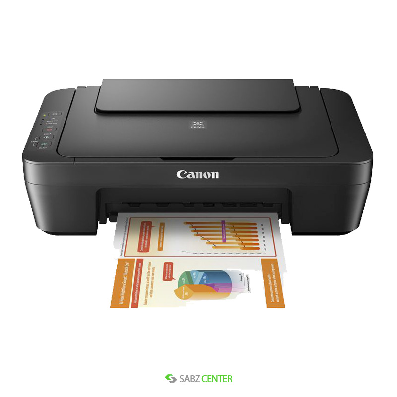 پرینتر Canon PIXMA MG2540 Inkjet Printer