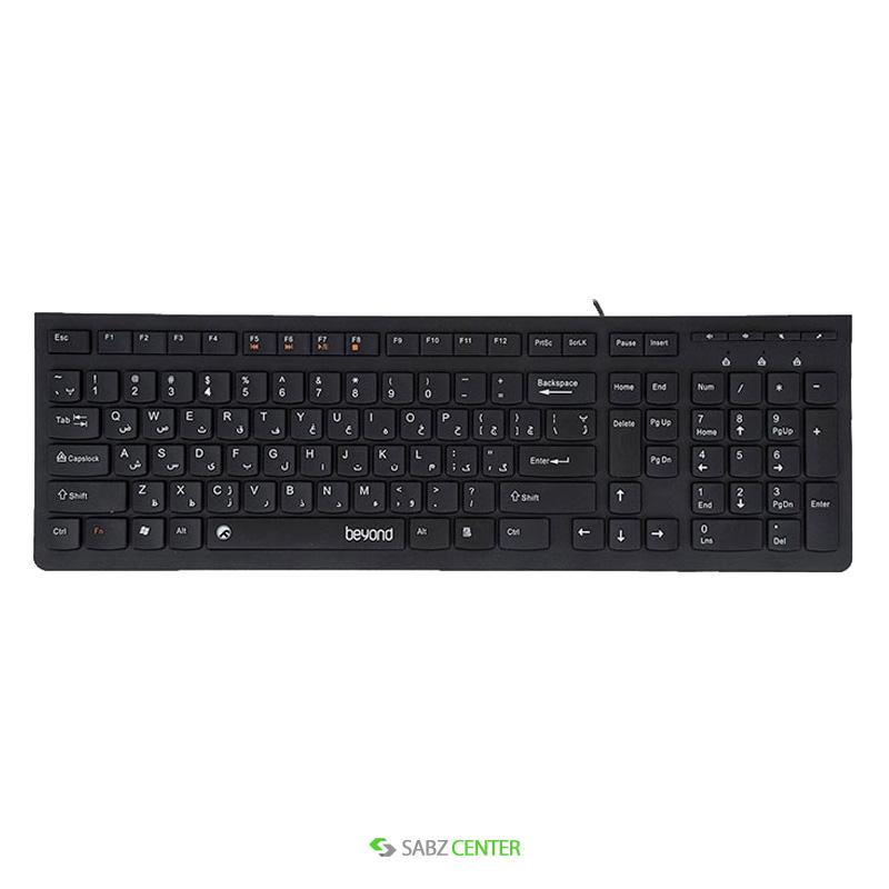 کیبورد Farassoo Beyond FCR-3990 Keyboard