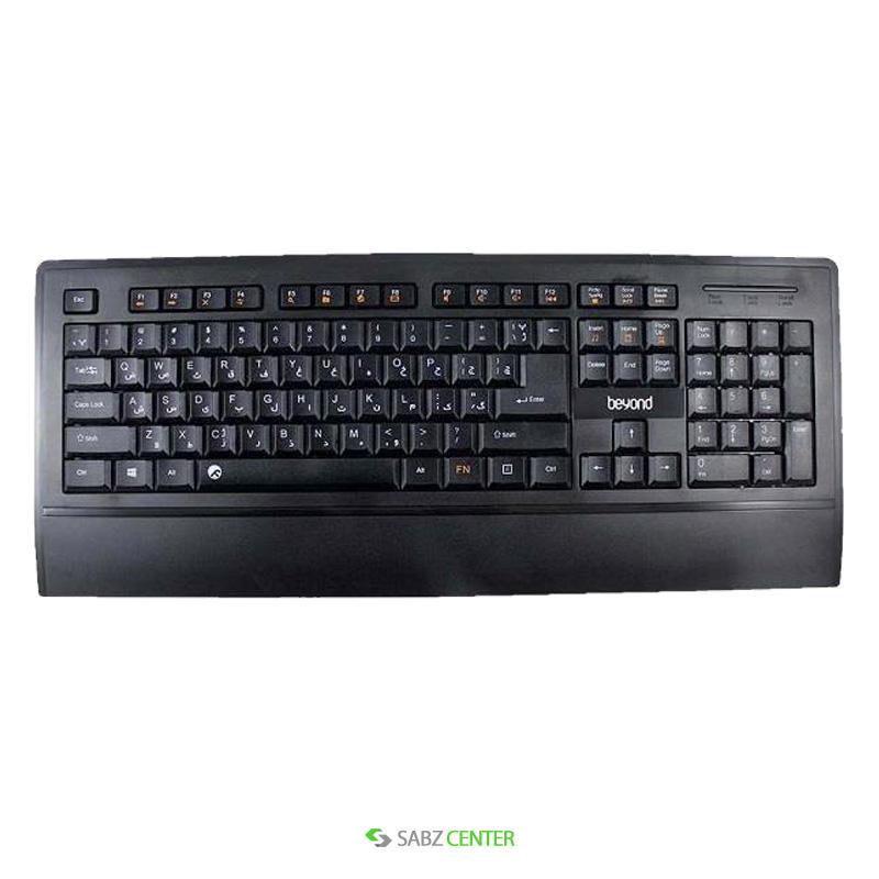 کیبورد Farassoo FCR-6910 Keyboard
