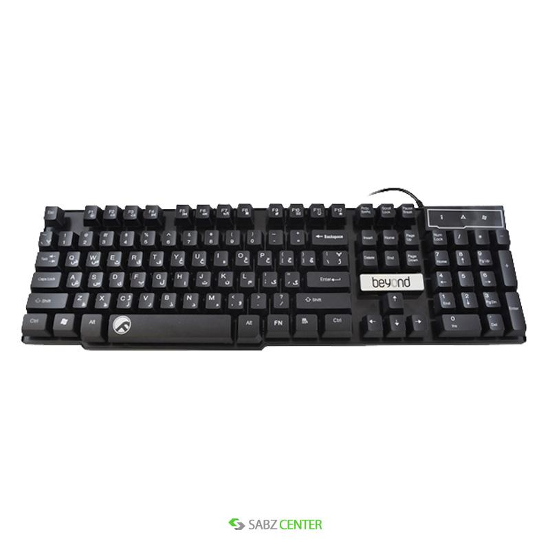 کیبورد Farassoo FCR-M400 Keyboard