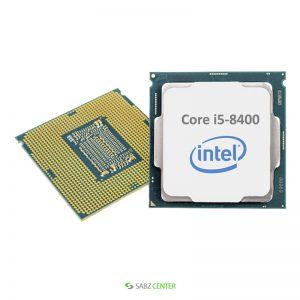 پردازنده مرکزی INTEL Core i5 8400